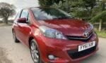2011 61 Plate Toyota Yaris 1.3 SR vvti petrol 3 door
